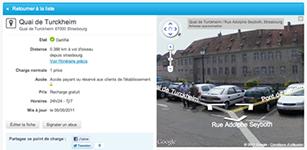 ChargeMap Street View