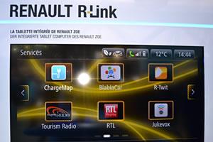 ChargeMap sur R-Link