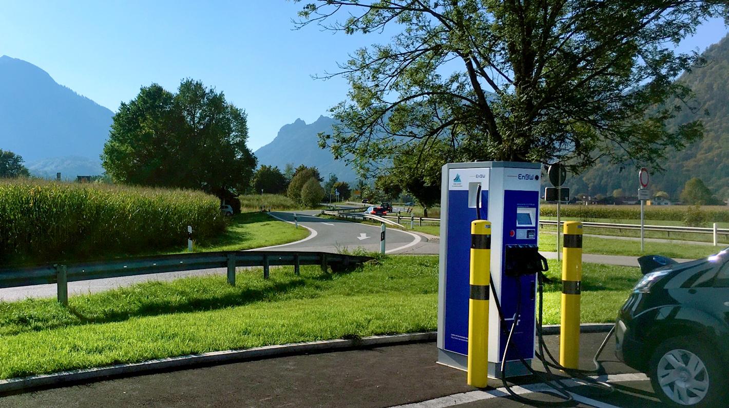 Chargemap Pass compatible networks Deutschland Switzerland Suede