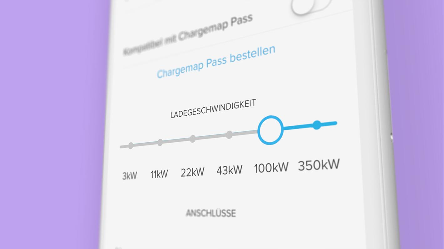 chargemap mobile app neuen