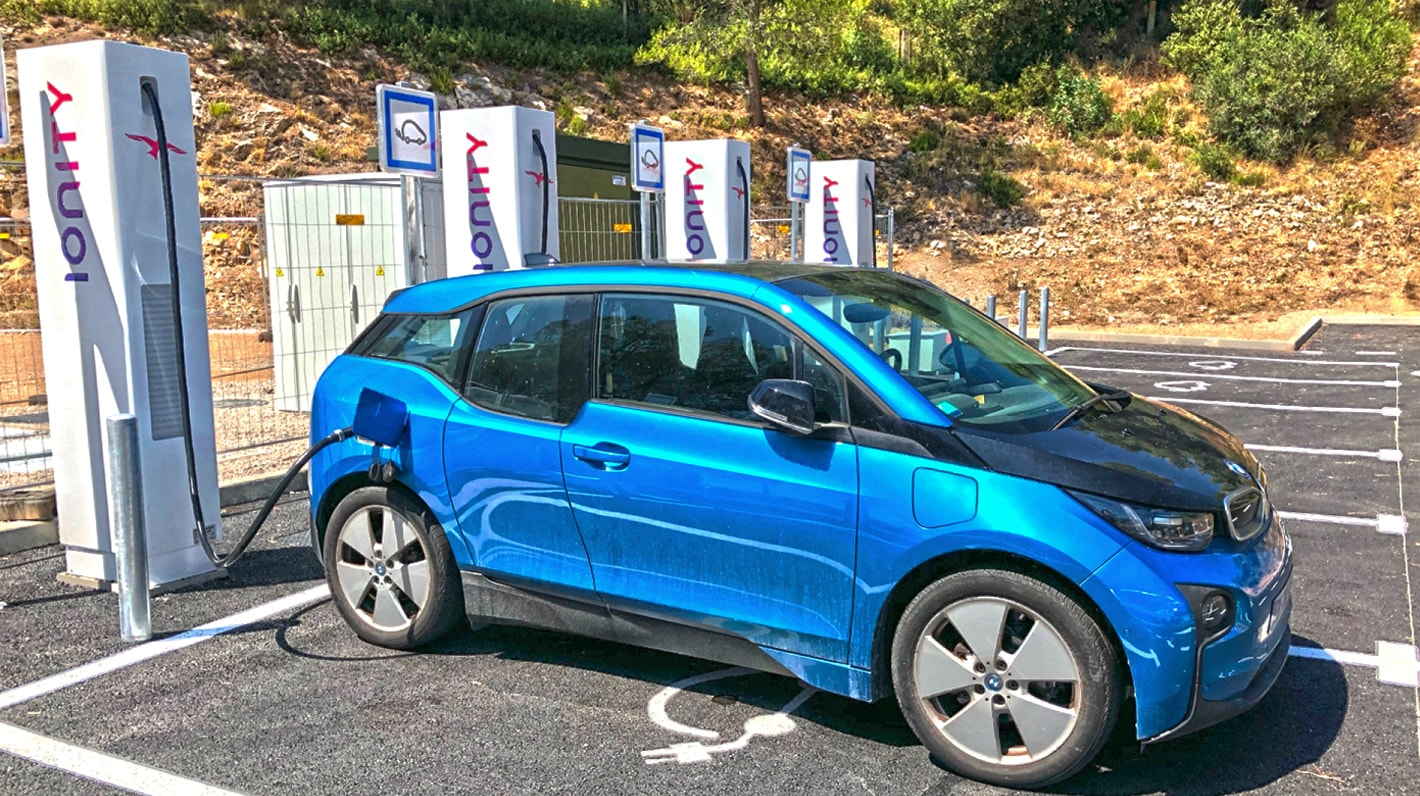 Ionity prices chargemap pass bmw i3 electric car ev