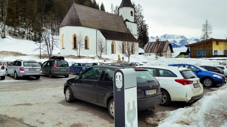 Charging stations compatible Chargemap Pass Austria