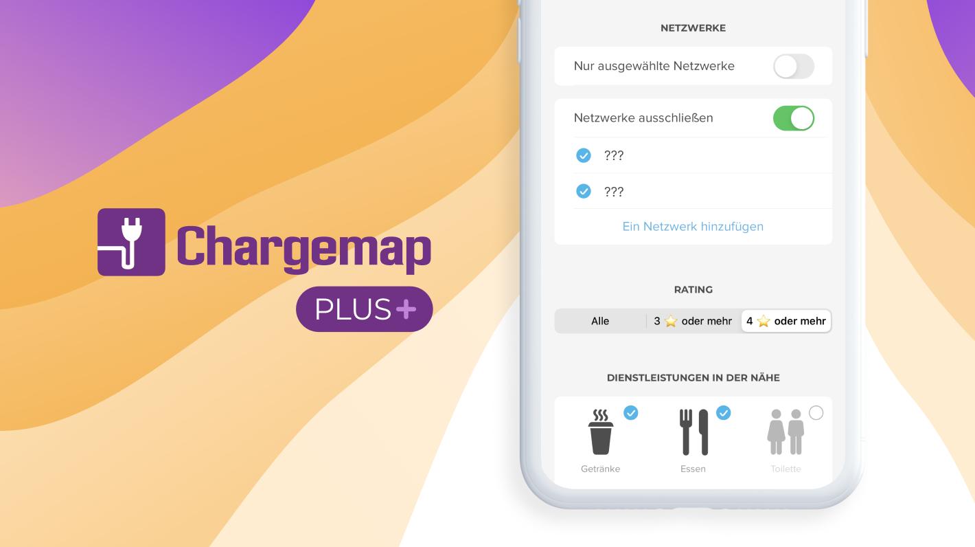 Chargemap Plus Bild