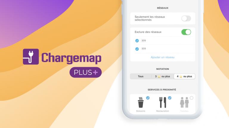 Chargemap Plus visuel