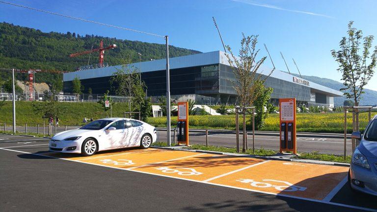Chargemap Pass kompatible Ladestation Schweiz