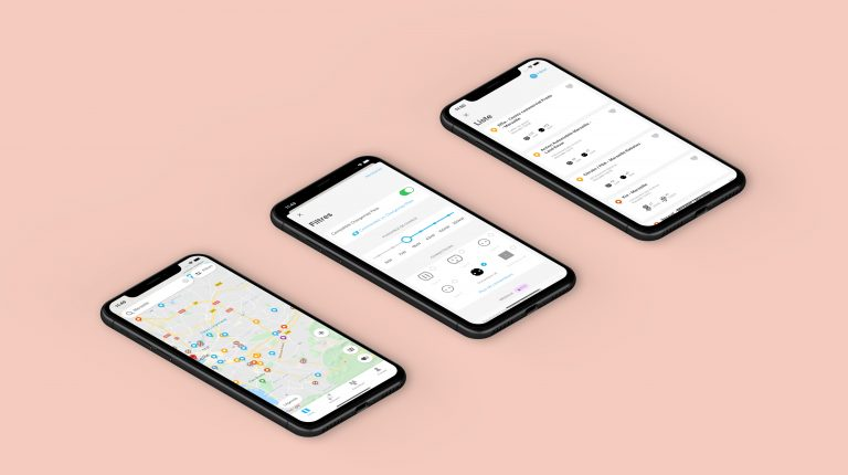 Améliorations mobiles application Chargemap mai 2020