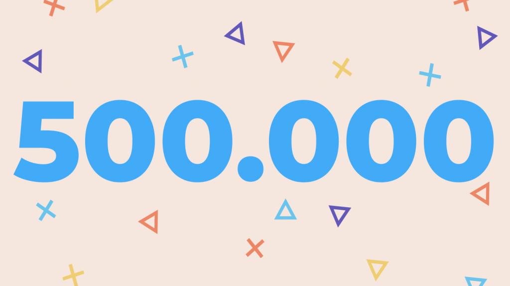 Chargemap knackt 500.000 Mitglieder