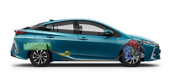 Prius Plug-in-Hybrid