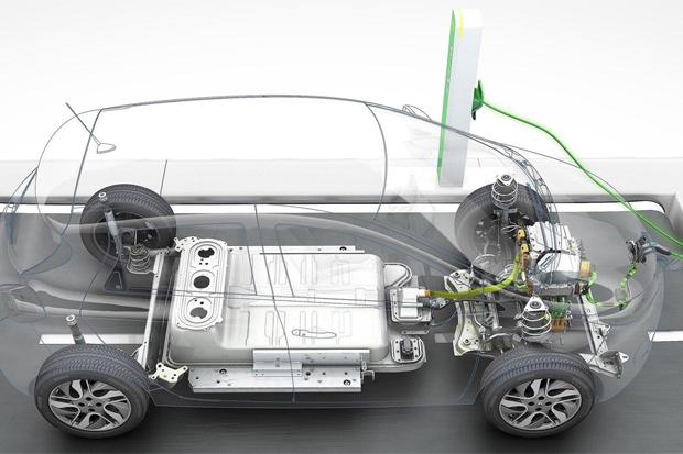 Renault Zoé Elektroauto