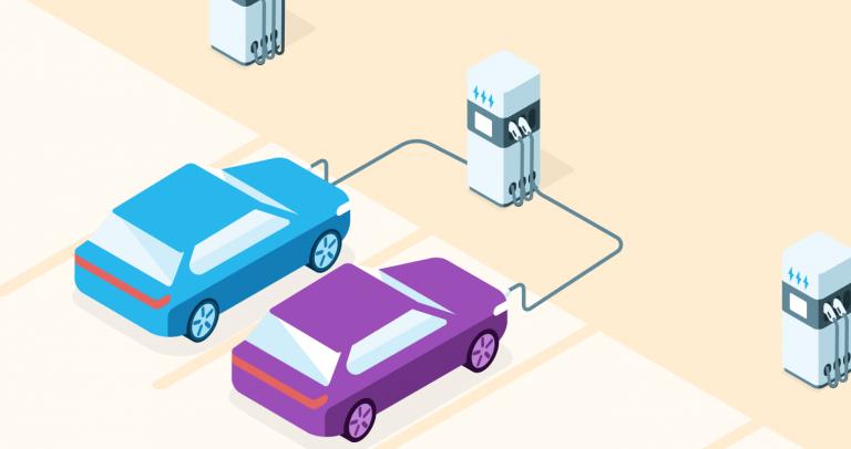 Visuel de couverture de l'anatomie d'une station de recharge pour véhicules électriques